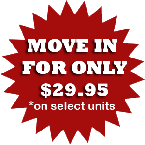 Move in for only $29.95